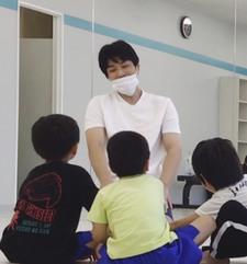 KIDSスクールテスト開催!!